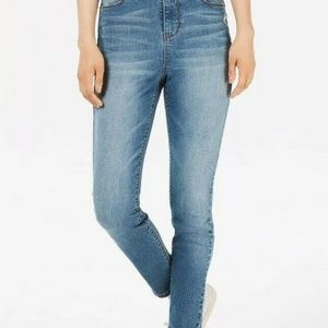 Vanilla Star Juniors' Super High-Rise Jeans Sz 11
